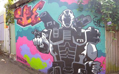 War Machine by Olseedy
